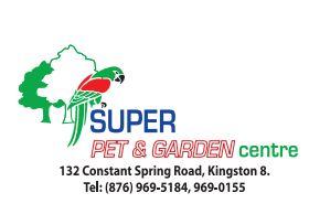 Logo Super Pet & Garden Centre